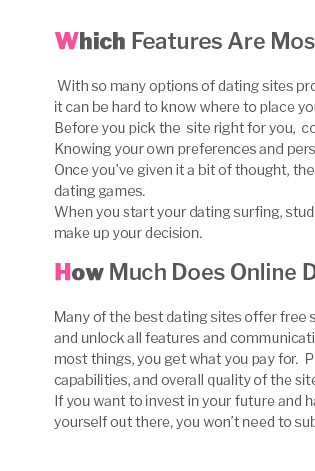 dating agencies for single parents